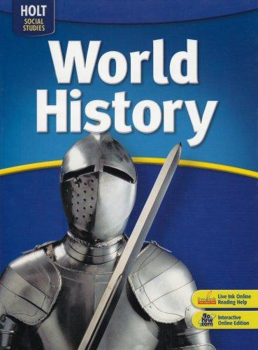 World History: Student Edition 2008