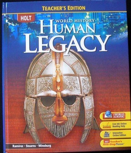 Holt World History: Human Legacy