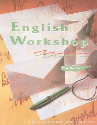 English Workshop Third Course