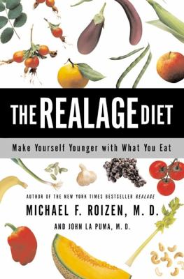Realage Diet Make Yourself Younger With What You Eat