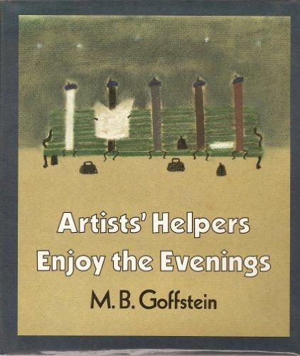 Artists' Helpers Enjoy the Evenings