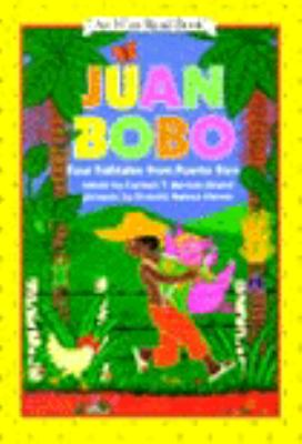 Juan Bobo: Four Folktales from Puerto Rico (I Can Read Book Series: Level 3) - Carmen T. Bernier-Grand - Hardcover