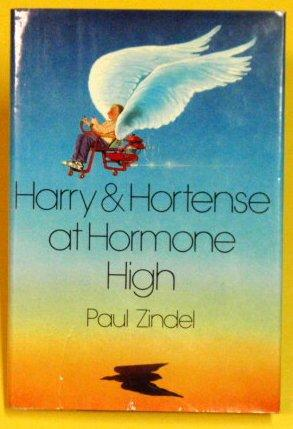 Harry and Hortense at Hormone High (Charlotte Zolotow Book)