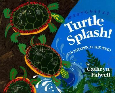 Turtle Splash Countdown at the Pond