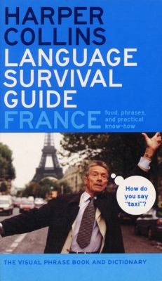 Harpercollins France Language Survival Guide