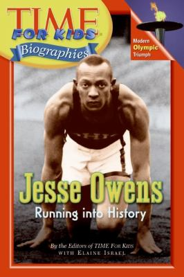 Jesse Owens Running Into History (Time for Kids Series)