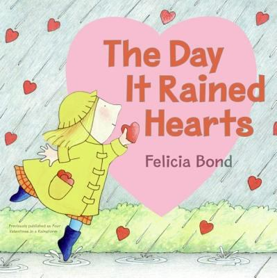 Day It Rained Hearts With Valentine Stickers