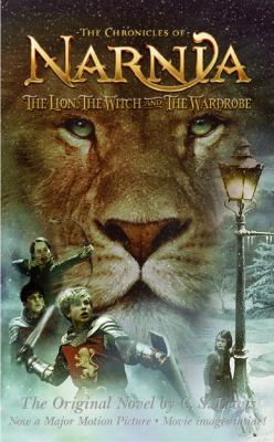 The Lion, the Witch and the Wardrobe Movie Tie-in Edition (rack) (Narnia)