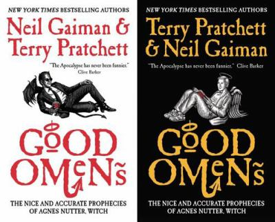 Good Omens The Nice And Accurate Prophecies of Agnes Nutter, Witch