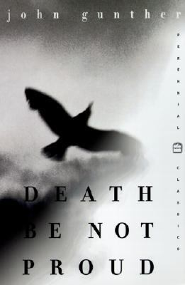 Death Be Not Proud A Memoir