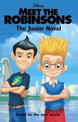 Meet the Robinsons Junior Novel