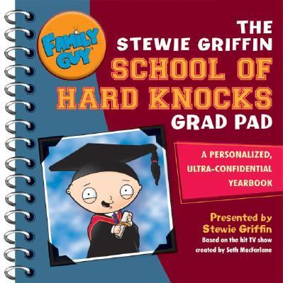 Family Guy The Stewie Griffin School of Hard Knocks Grad Pad