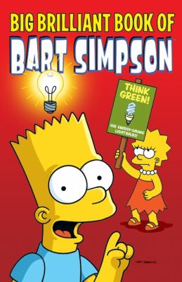 Big Brilliant Book of Bart Simpson