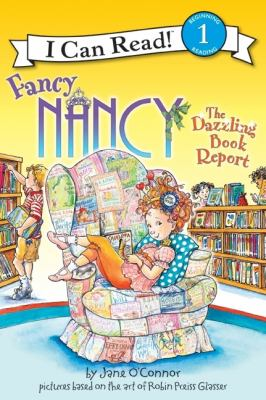 The Dazzling Book Report (Fancy Nancy Series)