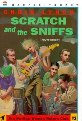 Scratch and the Sniffs - Chris Lynch - Paperback