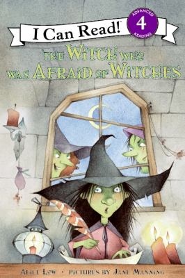 Witch Who Was Afraid of Witches