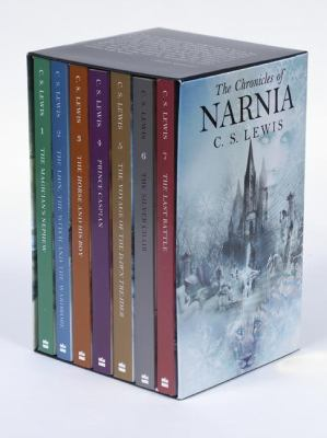 Chronicles of Narnia The Magician's Nephew/the Lion, the Witch and the Wardrobe/the Horse and His Boy/Prince Caspian/the Voyage of the Dawn Treasure
