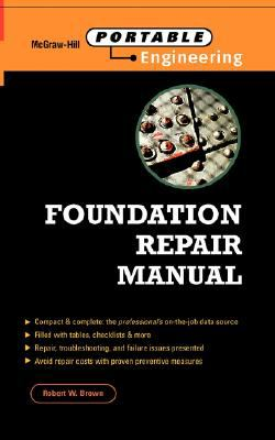 Foundation Repair Manual