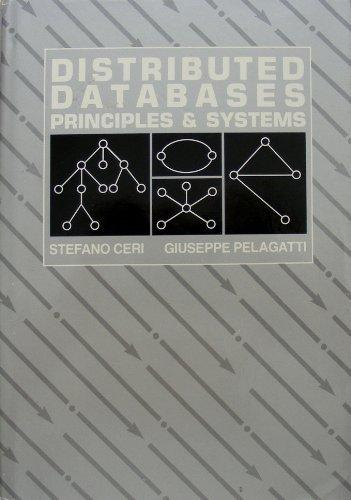 Distributed Databases: Principles and Systems (Mcgraw-Hill Computer Science Series)