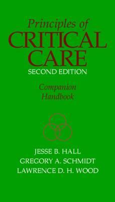 Principles of Critical Care Companion Handbook