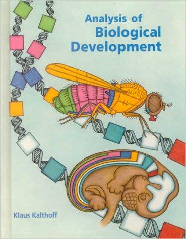 Analysis of Biological Development