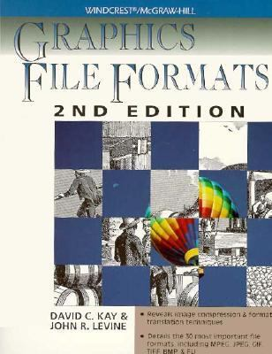 Graphics File Formats - David C. Kay - Paperback - 2nd ed