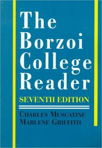 The Borzoi College Reader