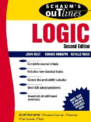 Schaum's Outline of Theory and Problems of Logic