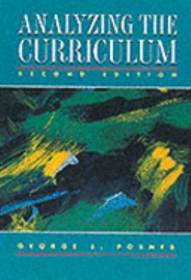 Analyzing the Curriculum