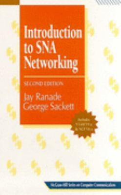 Introduction to SNA Networking: A Professional's Guide to VTAM/NCP (McGraw-Hill Series on Computer Communications)