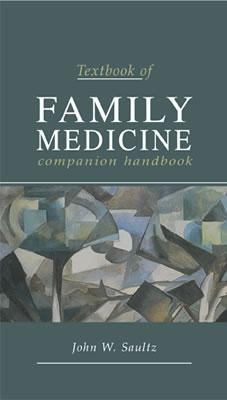 Textbook of Family Medicine Companion Handbook