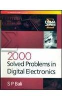2000 Solved Problems in Digital Electron