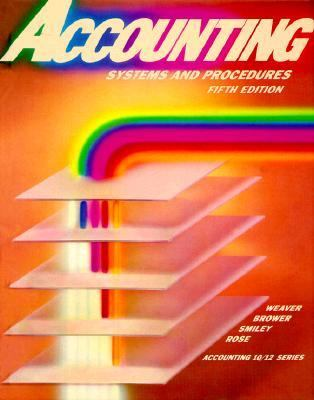 Accounting Systems and Procedures