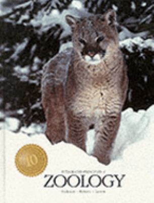 Integrated Principles of Zoology - Cleveland P. Hickman - Hardcover