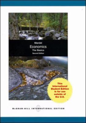 Economics the Basics