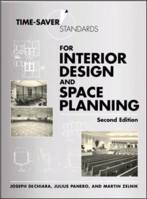 Time-Saver Standards for Interior Design and Space Planning, 2nd Edition