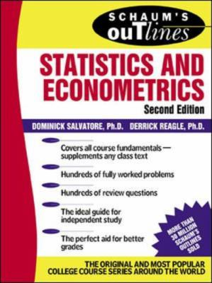 Schaum's Outline of Theory and Problems of Statistics and Econometrics