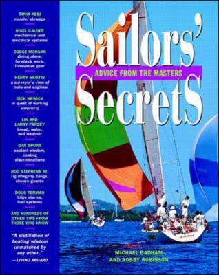 Sailors' Secrets Advice from the Masters