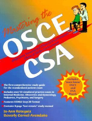 Mastering the Osce/csa-w/supplement