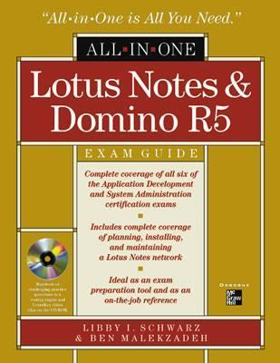 Lotus Notes and Domino R5 Exam Guide