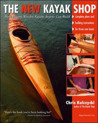 New Kayak Shop More Elegant Wooden Kayaks Anyone Can Build