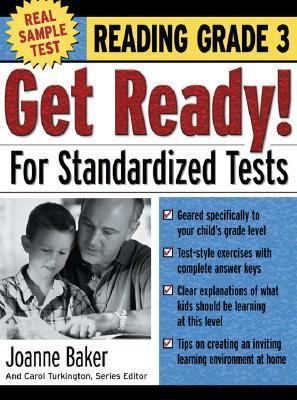 Get Ready! for Standardized Tests Reading, Grade Three