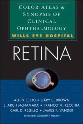 Retina Color Atlas & Synopsis of Clinical Ophthalmology