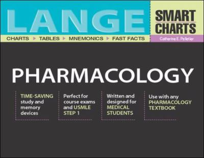 Lange Smart Charts Pharmacology