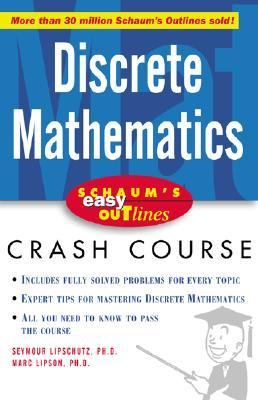 Schaum's Easy Outlines Discrete Mathematics