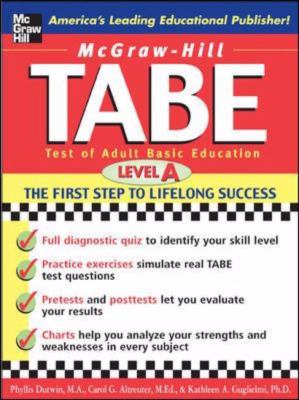 Tabe Test of Adult Basic Education  The First Step to Lifelong Success