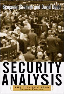 Security Analysis The Classic 1940