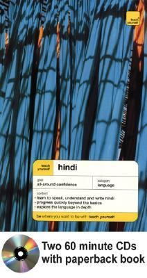 Teach Yourself Hindi Complete Course Package (Book + 2CDs) (TY: Complete Courses)