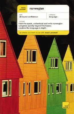 Teach Yourself Norwegian Complete Course(book and cd pack) (Teach Yourself Language Complete Courses) (Norwegian Edition)