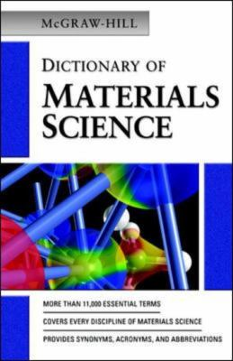 McGraw-Hill Dictionary of Materials Science